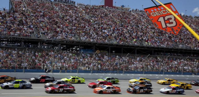 The Top 5 NASCAR Drivers of All Time